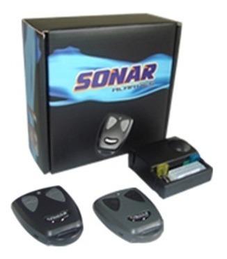 alarme automotivo sonar