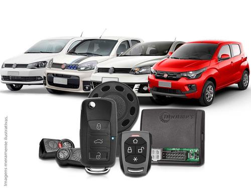 alarme automotivo taramps tw 20ch g3 chave canivete carro