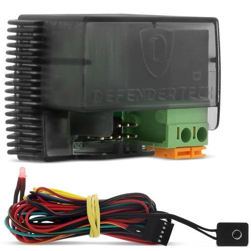 alarme bloqueador corta corrente comb vw polo 2012