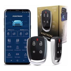 Alarme C Bluetooth Cyber Px 360bt Positron C Presença Px360