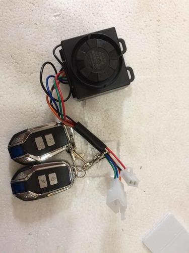 alarme c controle remoto p/ bicicleta elétrica scooter brasi