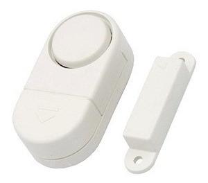 alarme contra invasão - sonoro - porta ou janela sem fios