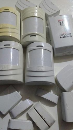 alarme e sensores para loja ou casa