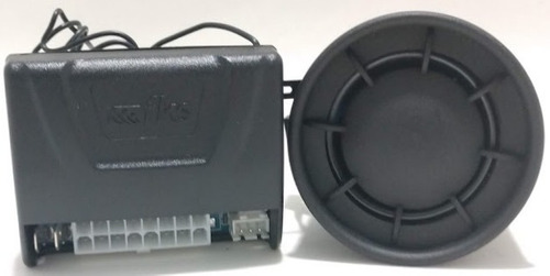alarme fks 902 2 controles cr941 sirene ultrasom com brinde