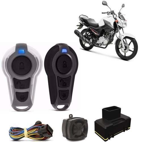 alarme moto de presença factor partida elétrica no controle