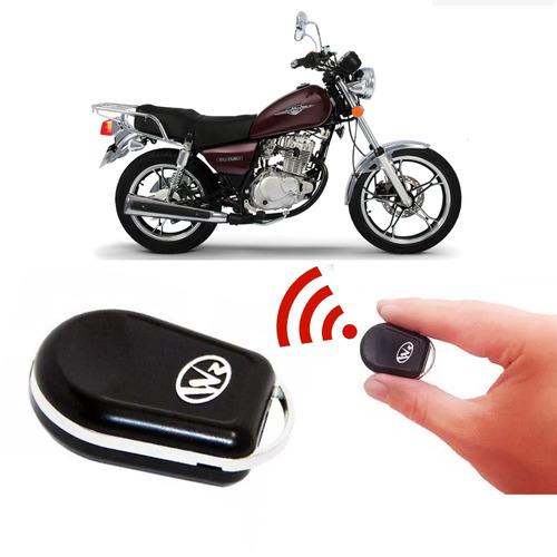 alarme moto new shock bloqueador de presença intruder 2011