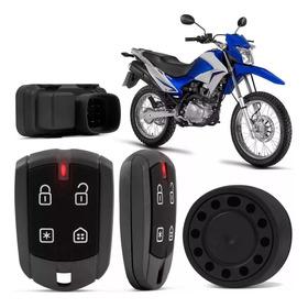 Alarme Moto Positron Duoblock G8 Honda Bros 150 160 Xre 190