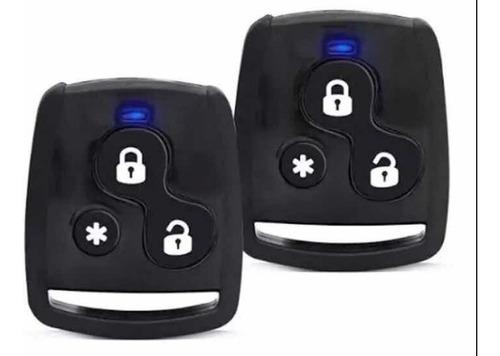 alarme olimpus padlock s dual tech c/ 2 controles presença