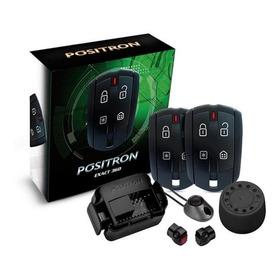 Alarme Positron Ex360 Exact 360 Universal Ex 360 Automotivo