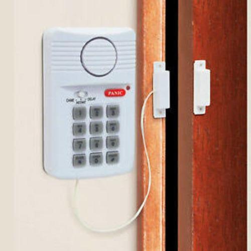 alarme residencial com senha sem fio magnetico portas janela