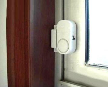 alarme sensor sem fio para portas janelas portões e armários