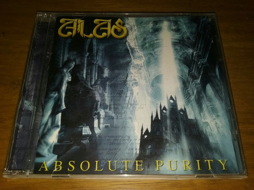 alas absolute purity cd ( nightwish therion the gathering )