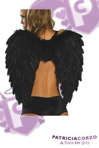 alas de angel en plumas