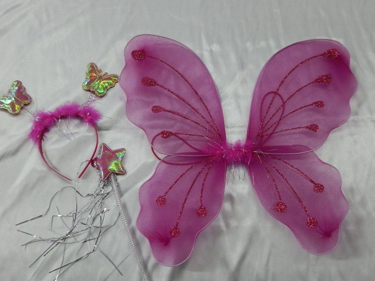 Disfraces de alas de hadas adultas