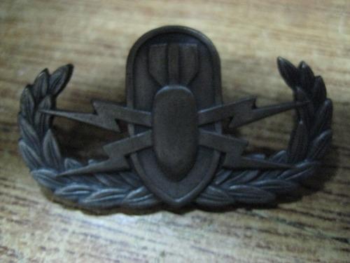 alas de navegante bombardero us army air - original