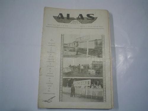 alas organo oficial fca colombofila paloma 1934 urbain garro