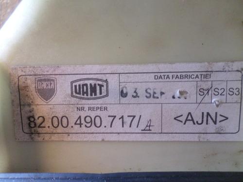 alavanca d cambio c/trambulador/sandero 2010/1.6/8v/original
