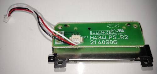 alavanca de ajuste da imagem projetor epson s12+ 2140906