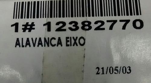 alavanca do eixo dos garfos gm blazer 2002 cod 12382770