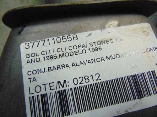 alavanca marcha -  gol gli 1.6 96 - t 5213 k3