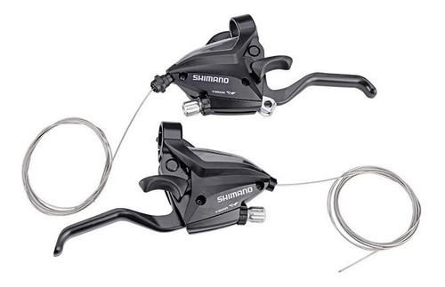 alavanca trocador rapid fire 21v shimano altus ef500 index