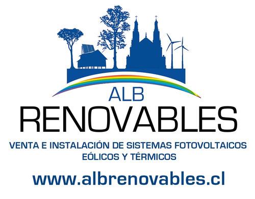 alb renovables - venta e instalación de sistemas renovables