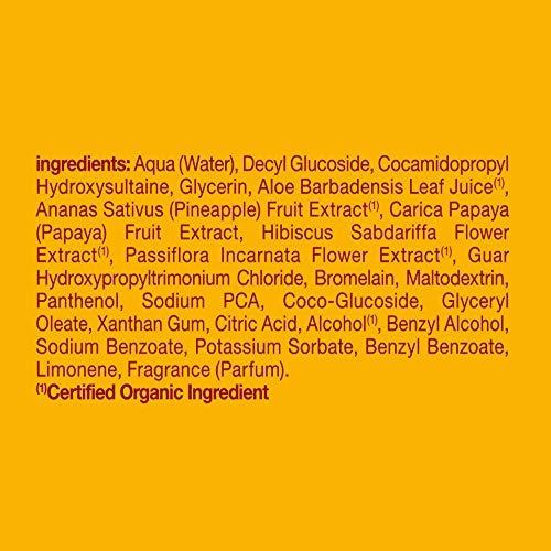 alba botanica hawaiano, limpiador facial enzimático de piña,