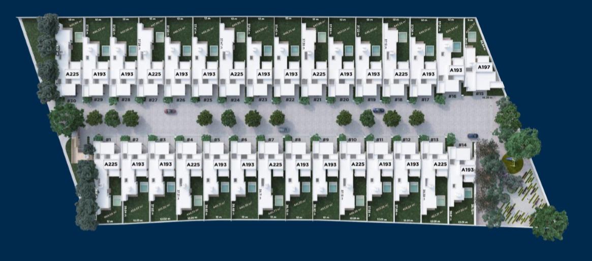 alba residencial (modelo 225)
