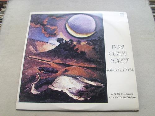 alba tonelli - eduardo gilardoni fabini cluzeua mortet