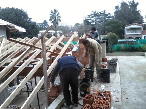 albañil albañileria losa de hormigon armado colocaciones yes