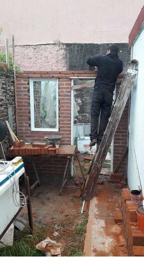 albañil pintor refacciones parrilla reparaciones en gral.
