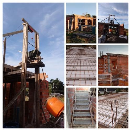 albañil,albañilería,colocaciones,techos,construcciones gral