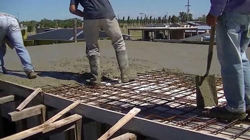 albañilería - construcción - refacciones - pisos  pintura