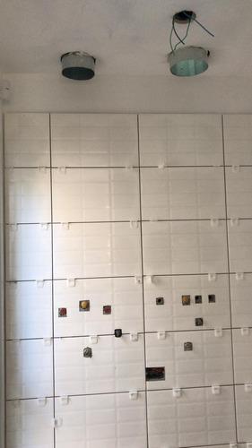 albañilería porcelanato revestimiento texturado piletas