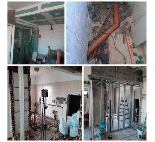 albañilería refacciones 1165049795 plomería durlock pintura