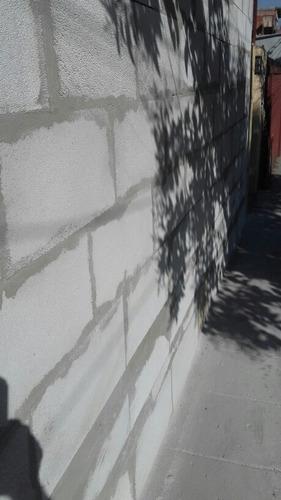albañilería semiseca bloques hormigón celular