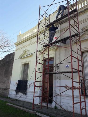 albañilería.construcciones.mantenimiento.trabajos en altura