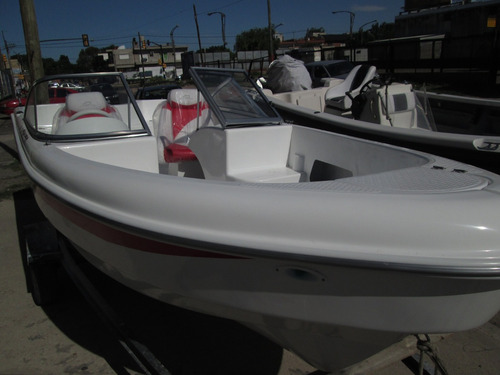 albatros 530 open sport matrizado financio lancha traker