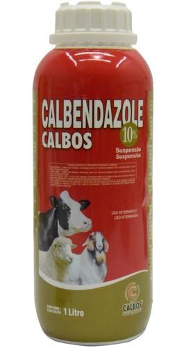 albendazol 10% calbendazole x 1 litro lab calbos