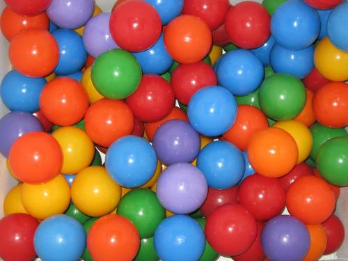 alberca de pelotas  de 125x20x10 incluye 100 pelotas