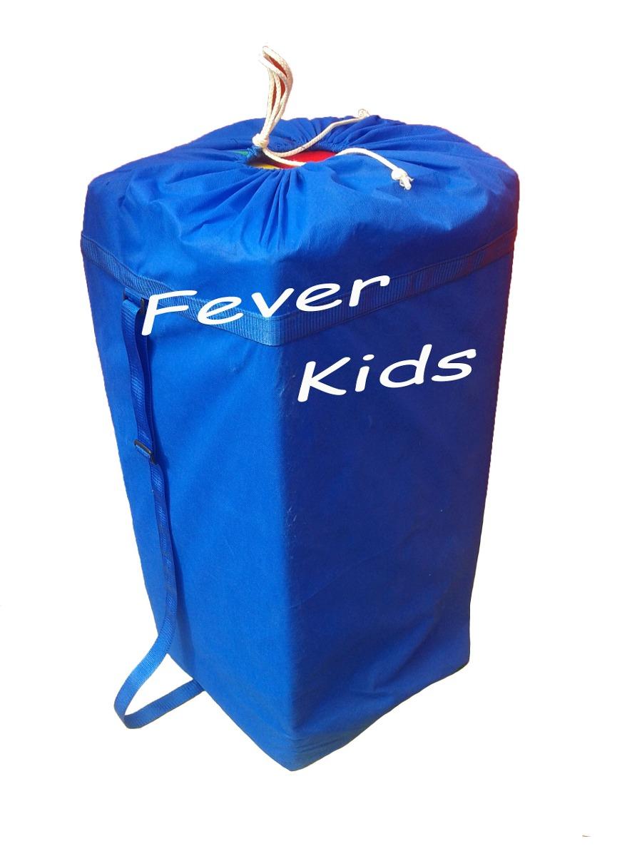 Alberca de pelotas estimulaci n temprana fever kids for Albercas desarmables