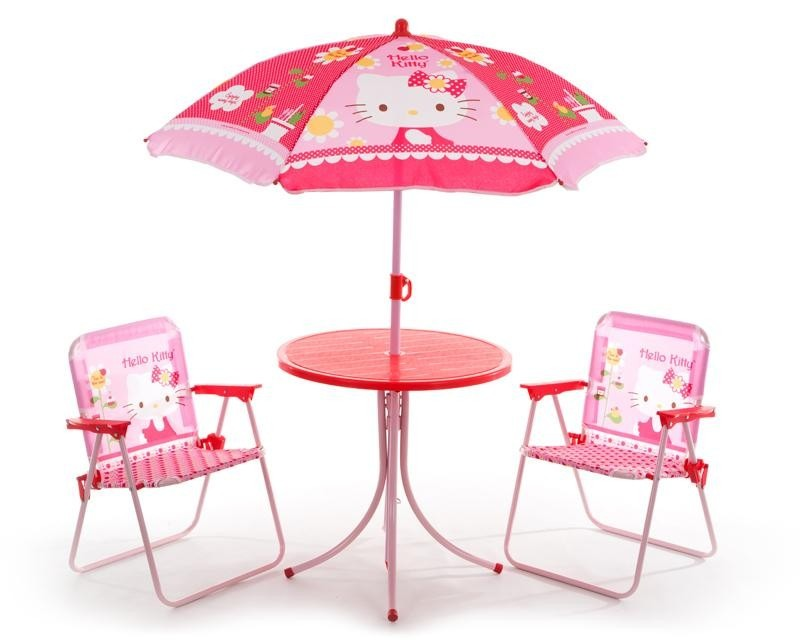 Alberca inflable juego de mesa 2 sillas sombrilla jardin for Comedor de jardin con sombrilla