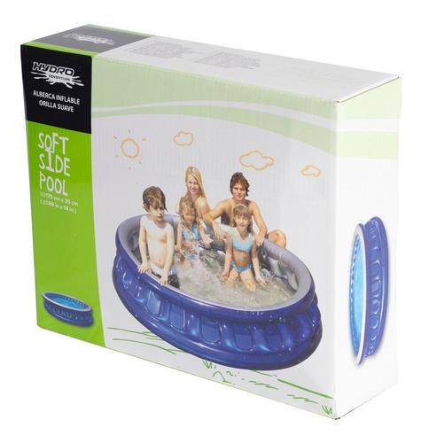 alberca inflables de orilla suave hydro adventure