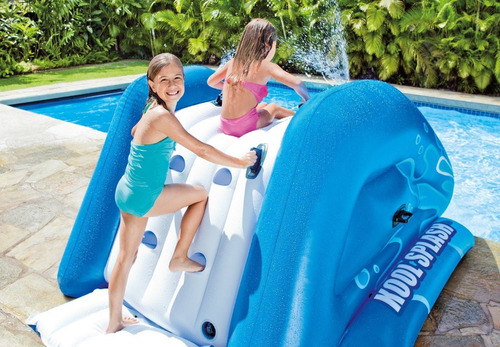 alberca jardin inflable
