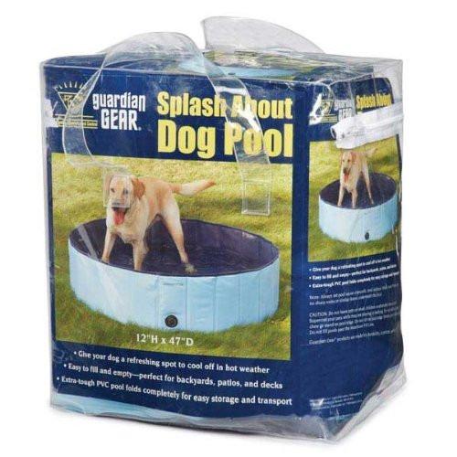 alberca o piscina guardian gear para perro mediana