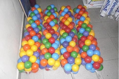 alberca para pelotas cuadrada 180*30*20+200 pelotas+envio gr