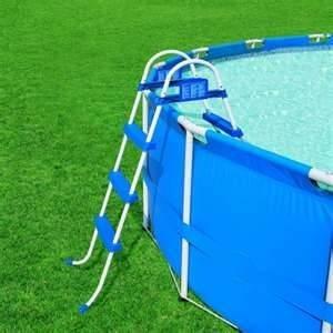 Alberca piscina estructural bestway x 91cm for Ofertas piscinas bestway
