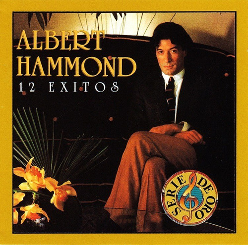albert hammond / 12 exitos / cd
