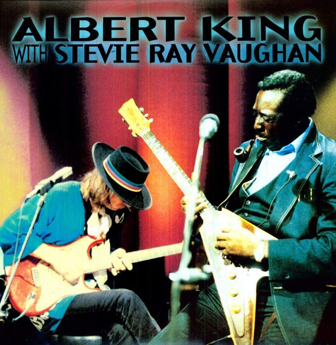 albert king  stevie ray vaughan in session vinilo nuevo imp