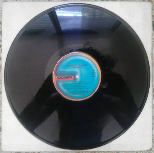 albert one  secrets  sonografica 1986